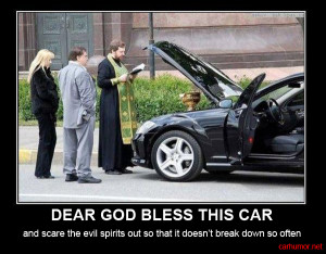 car-humor-funny-joke-road-drive-driver-god-bless-mercedes-priest