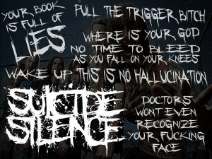 suicide silence - Google Search