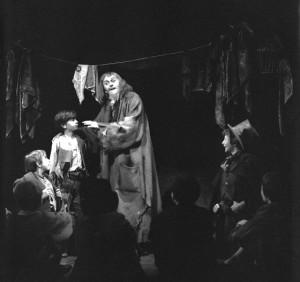 Bart Musical Adaptation Charles Dickens Novel Oliver Twist