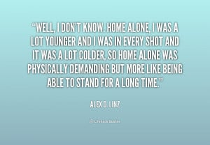 quote Alex D Linz well i dont know home alone i 197573 png