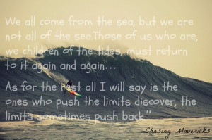 Chasing Mavericks best movie ever!