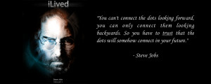 Remember this famous quote from Steve Jobs?