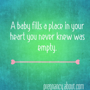 ... heart you never knew was empty.