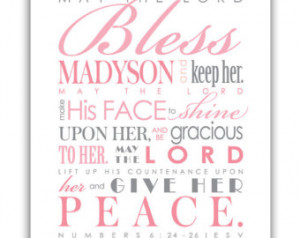 Baptism Gift for girls / First Communion Gift - Print & Frame Your Own ...