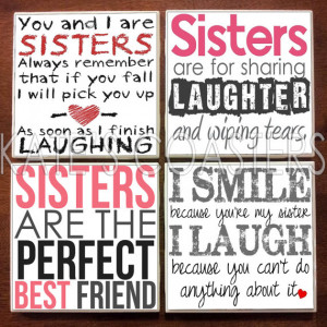 Sorority Sister Quotes Sister quote, sisters art,