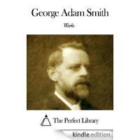 George Adam Smith's Profile
