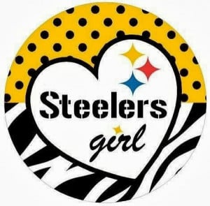 steeler girl | am a Steelers Girl
