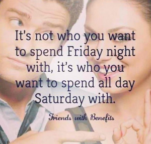 Friends With Benefits Quotes True Love ~ Love on Pinterest | 117 Pins