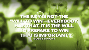Bobby Knight Quotes | Best Basketball Quotes