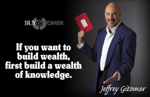If you want to build wealth... via @Jeffrey Gitomer