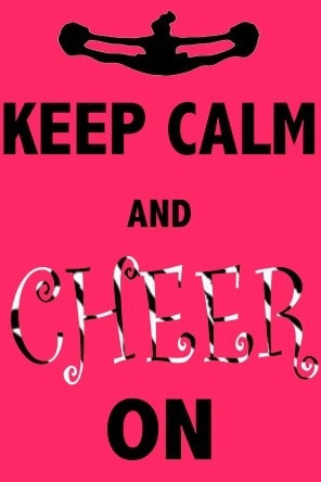 Thi, Cheer Quotes, Keep Calm And Cheer On, Sports Cheerleading, Cheer ...