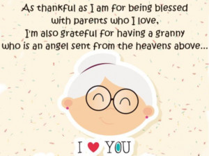 Best Happy Mother's Day 2015 Poems For Grandmas From Toddlers