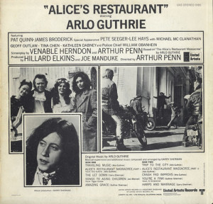 Arlo Guthrie - Ukelele Lady / Cooper's Lament