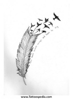 Tattoo%20Quotes%20With%20Feathers%205 Tattoo Quotes With Feathers 5
