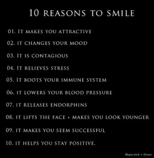 Reason To Smile Quotes Tumblr Cover Photos Wallpapers For Girls Images ...