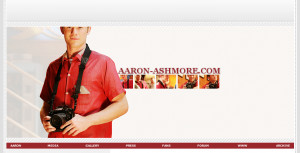 aaron ashmore quotes