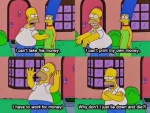 20 Times The Simpsons Brought Us The Truth About Life Simpsons Quote 1