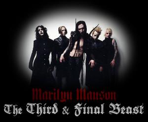 Marilyn Manson Logos And Symbology The Nachtkabarett