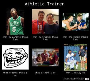 Athletic Trainer Meme
