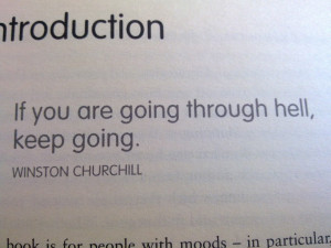 Being A Single Parent Quotes Winston churchill quote