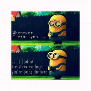 Whenever i miss you Cute Quotes