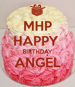 Happy Birthday Angel Box Cards