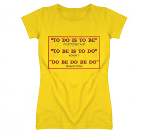 to do is to be - funny quotes frank sinatra philosophy friedrich ...