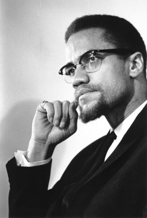 Malcolm X: Malcolm X poses for an iconic portrait, being remembered ...