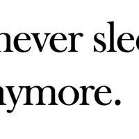 no sleep quotes photo: insomnia sleep.png