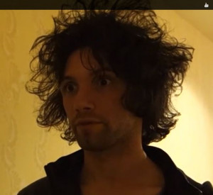 Dan Avidan Dan some hair brushes.