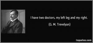 More G. M. Trevelyan Quotes
