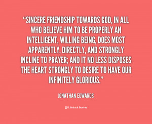 God Friendship Quotes