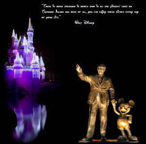 ... quotes from the walt and tagged disney disney blog walt disney quotes