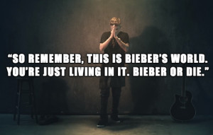 Back > Quotes For > Justin Bieber Quotes Tumblr 2014