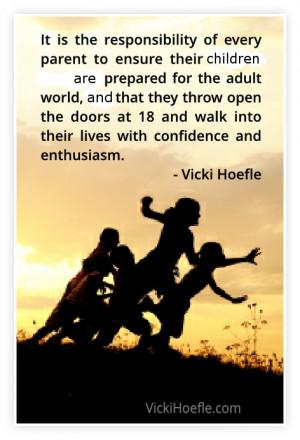 Parental Responsibility Quotes