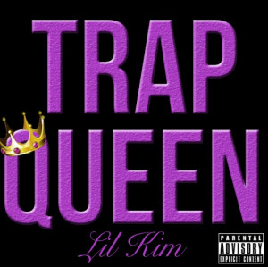 Lil Kim gives us her version of Fetty Wap's hit single 'Trap Queen ...