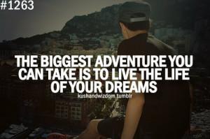 dreams, life, love, quotes