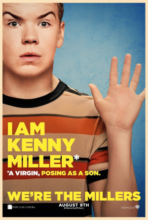 Poster of Warner Bros. Pictures' We're the Millers (2013)