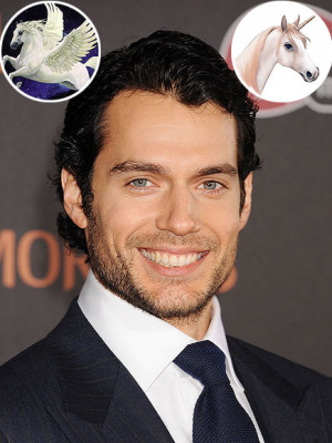 Nerd alert! Man of Steel 's Henry Cavill geeks out about his love for ...