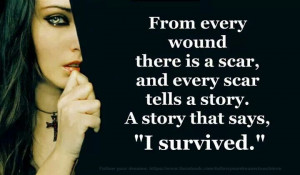 am a survivor