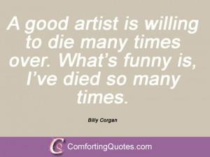 Billy Corgan Quotes