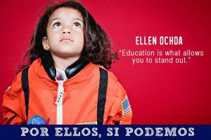 Ellen Ochoa quote: