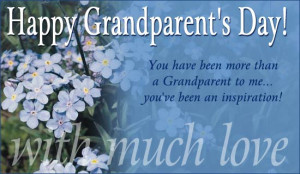 quote about being thankful for grandparents