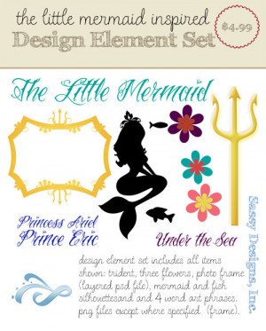 Little Mermaid Funny Quotes