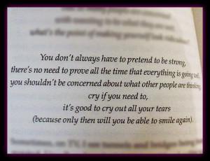 Paulo Coelho wisdom...