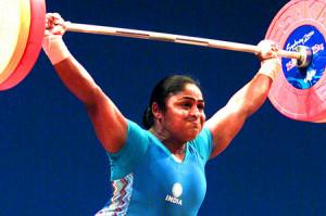 Karnam Malleswari -first Indian women Olympic winner