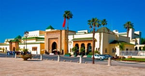 Location: The king's Royal palace is located in Rabat, Morocco.