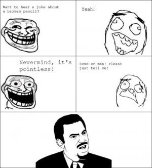 Pointless Jokes. Funny jokes