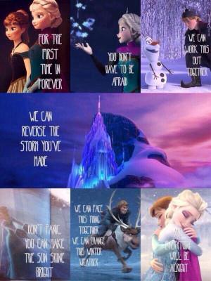 Pinned by Frozen Fan Page