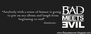 Eminem Quotes Cover Photos